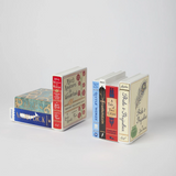 Bibliophile Bookends