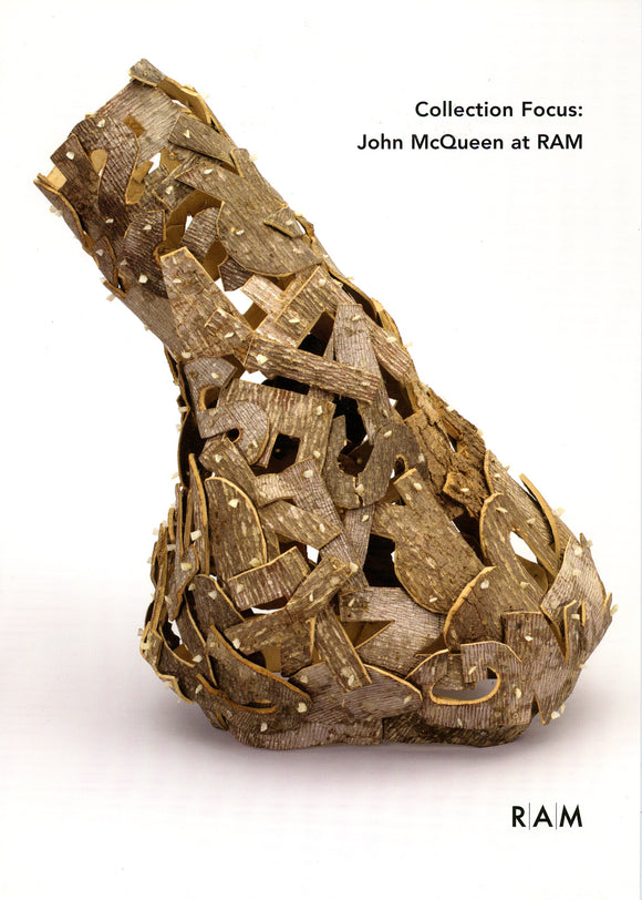 Collection Focus: John McQueen at RAM