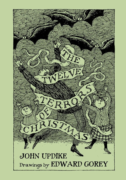 Edward Gorey—The Twelve Terrors of Christmas