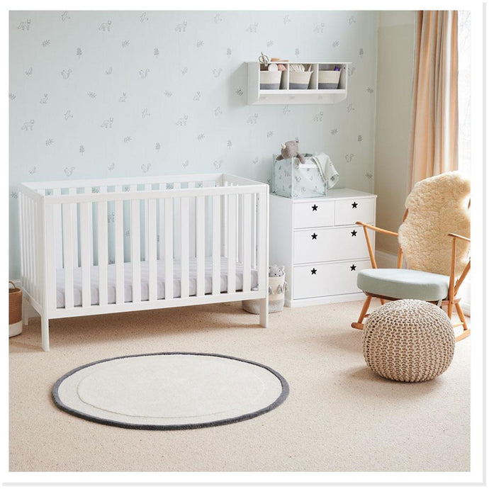 Nursery Ideas & Toddler Bedroom Inspiration