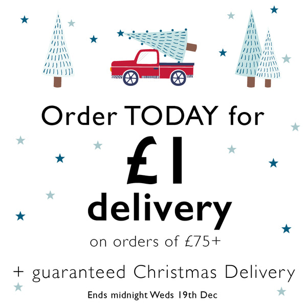 order today for £1 delivery