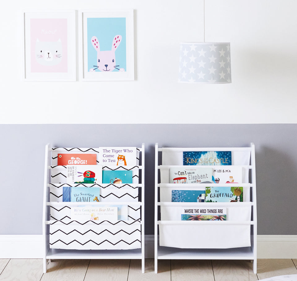 front facing children's bookcases