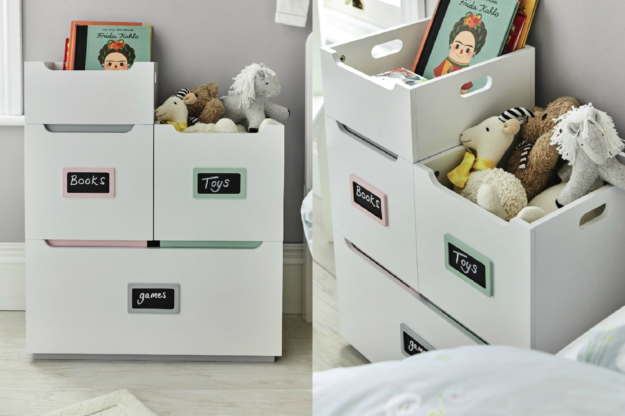 Storage solutions: Goodbye Mess, Farewell Clutter!