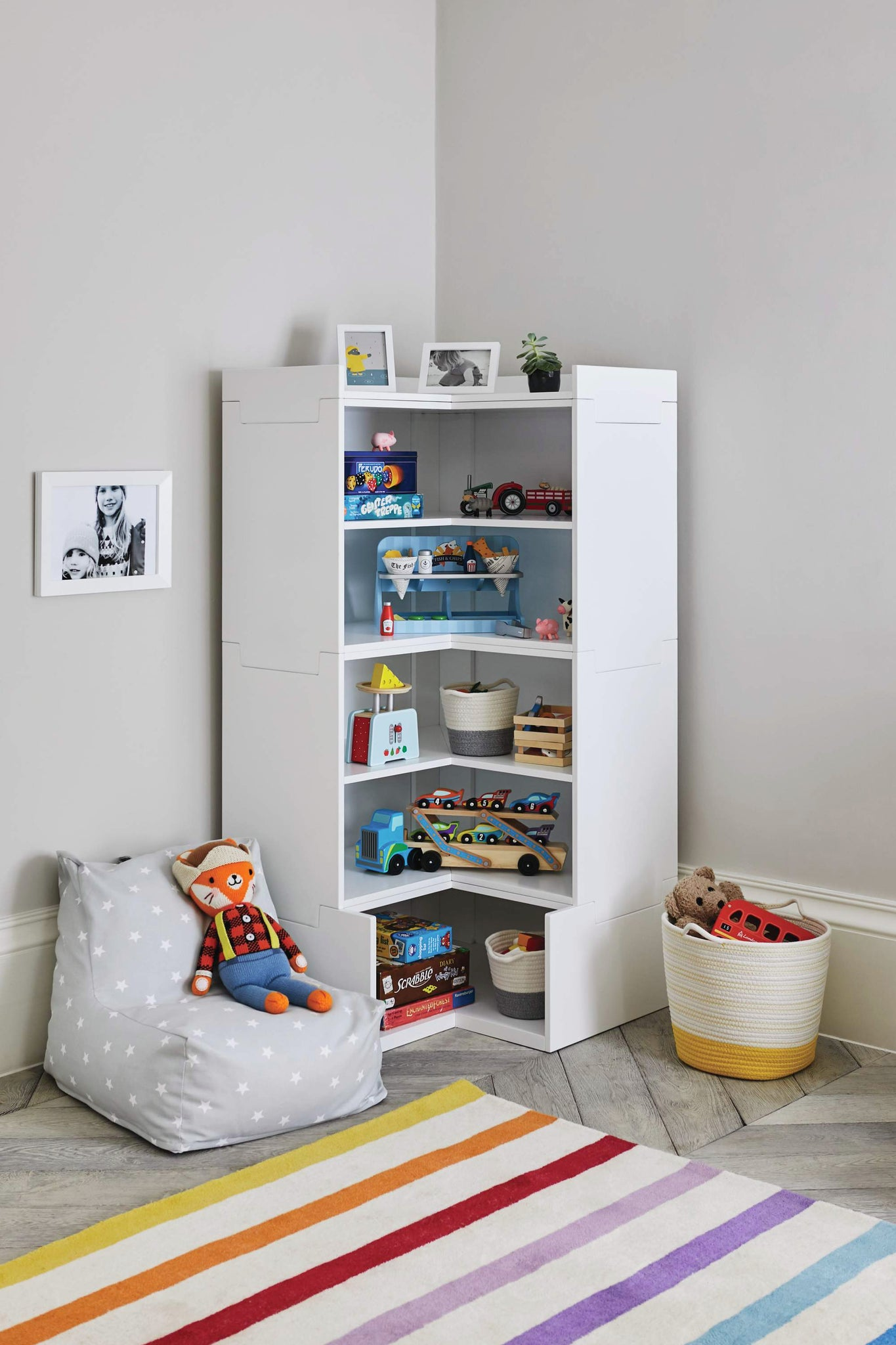 Meet Alba: Stylish, stackable storage