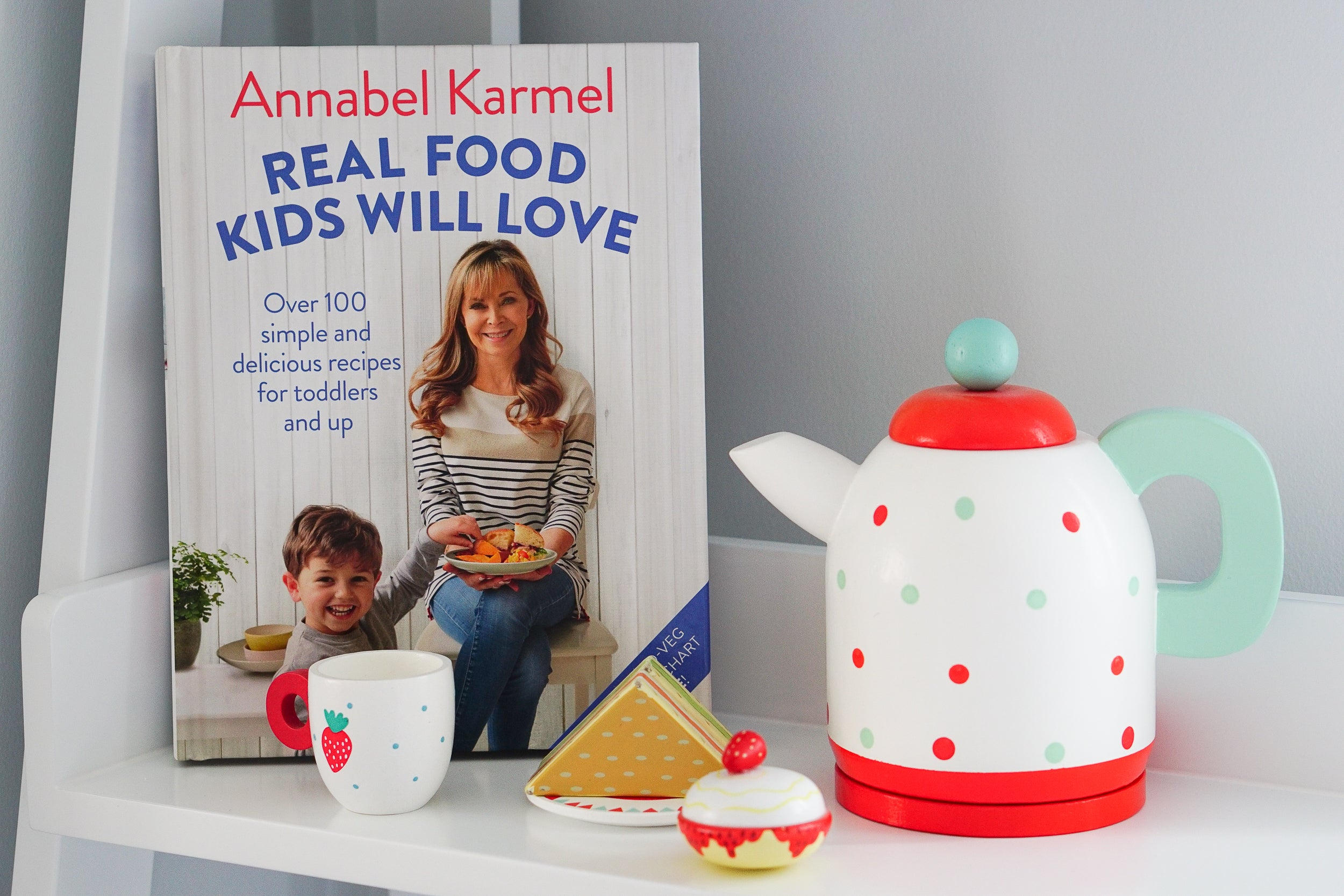 Real Life: We Talk Tasty Family Meals With Annabel Karmel