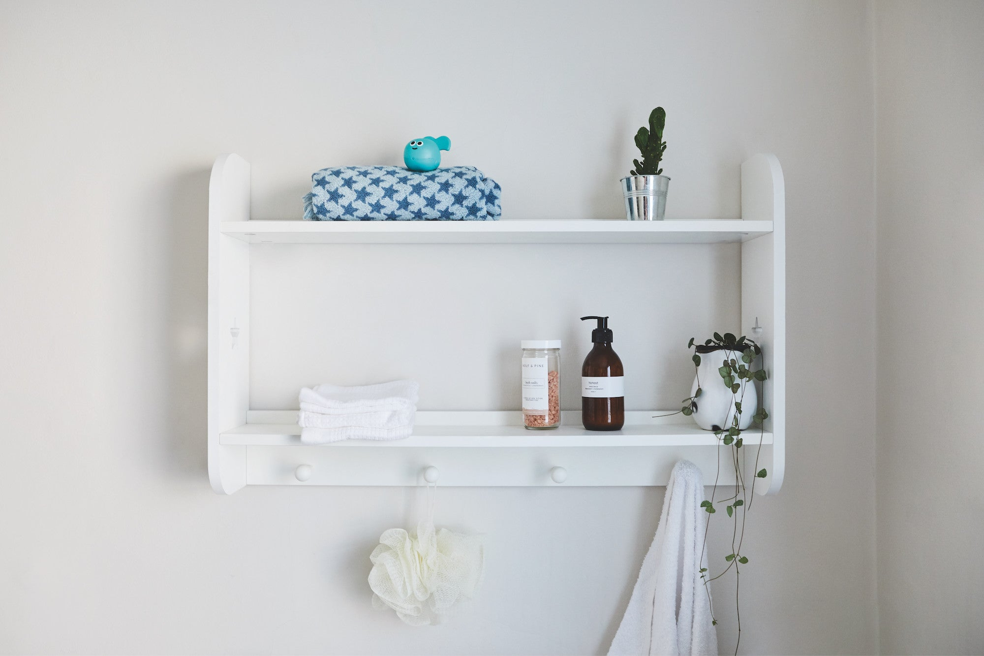 Storage Ideas For Bathrooms