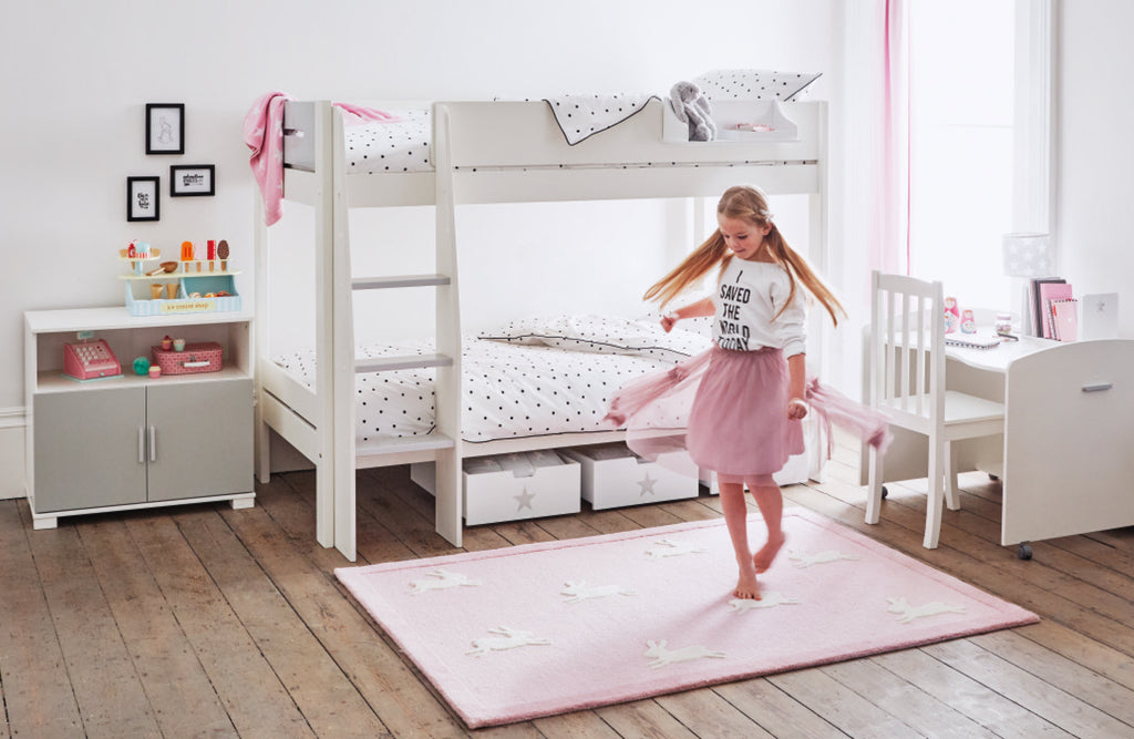 Bunny Hop Phoenix Bunk Bedroom