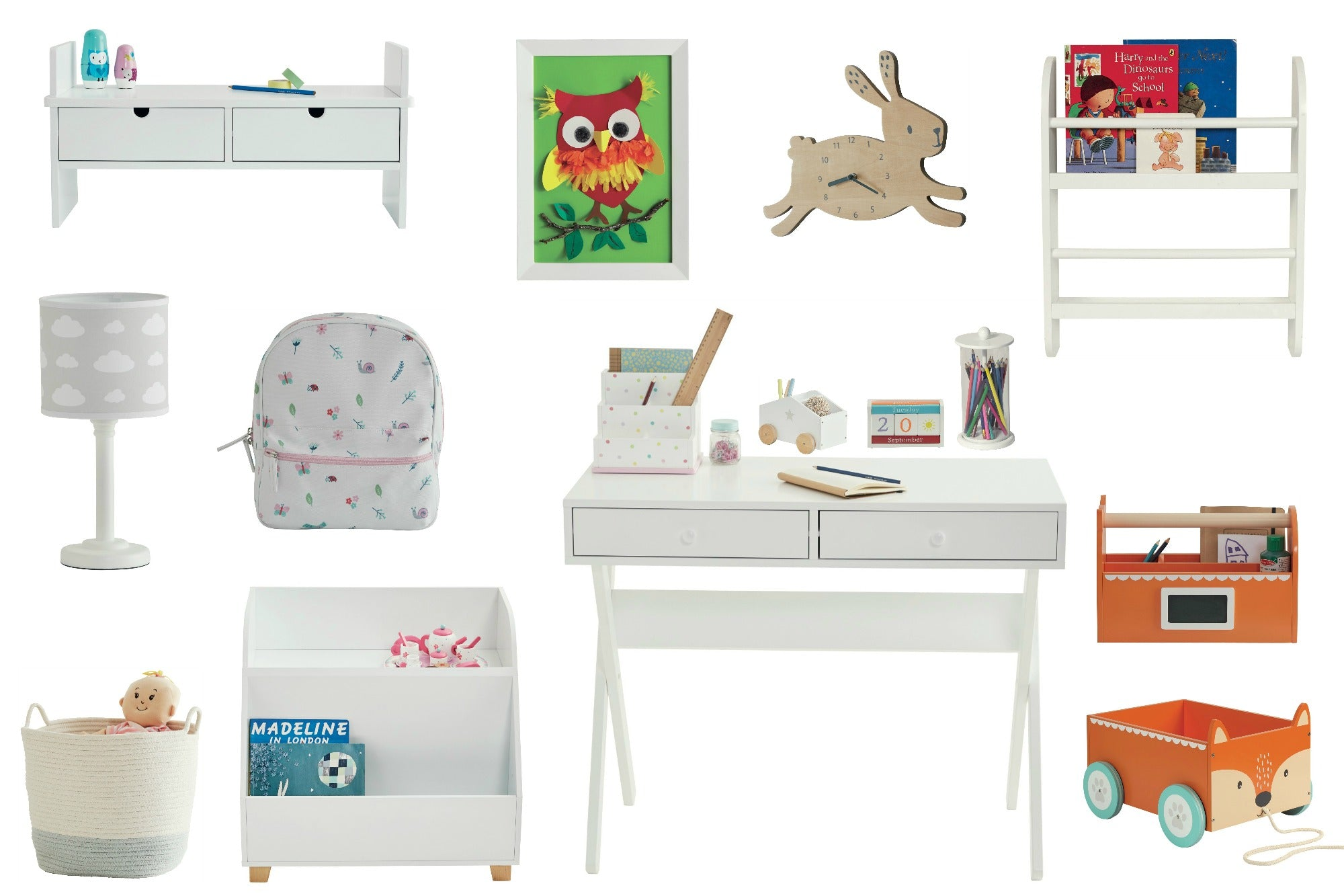 Room Inspiration: Craft Corners And Study Spaces