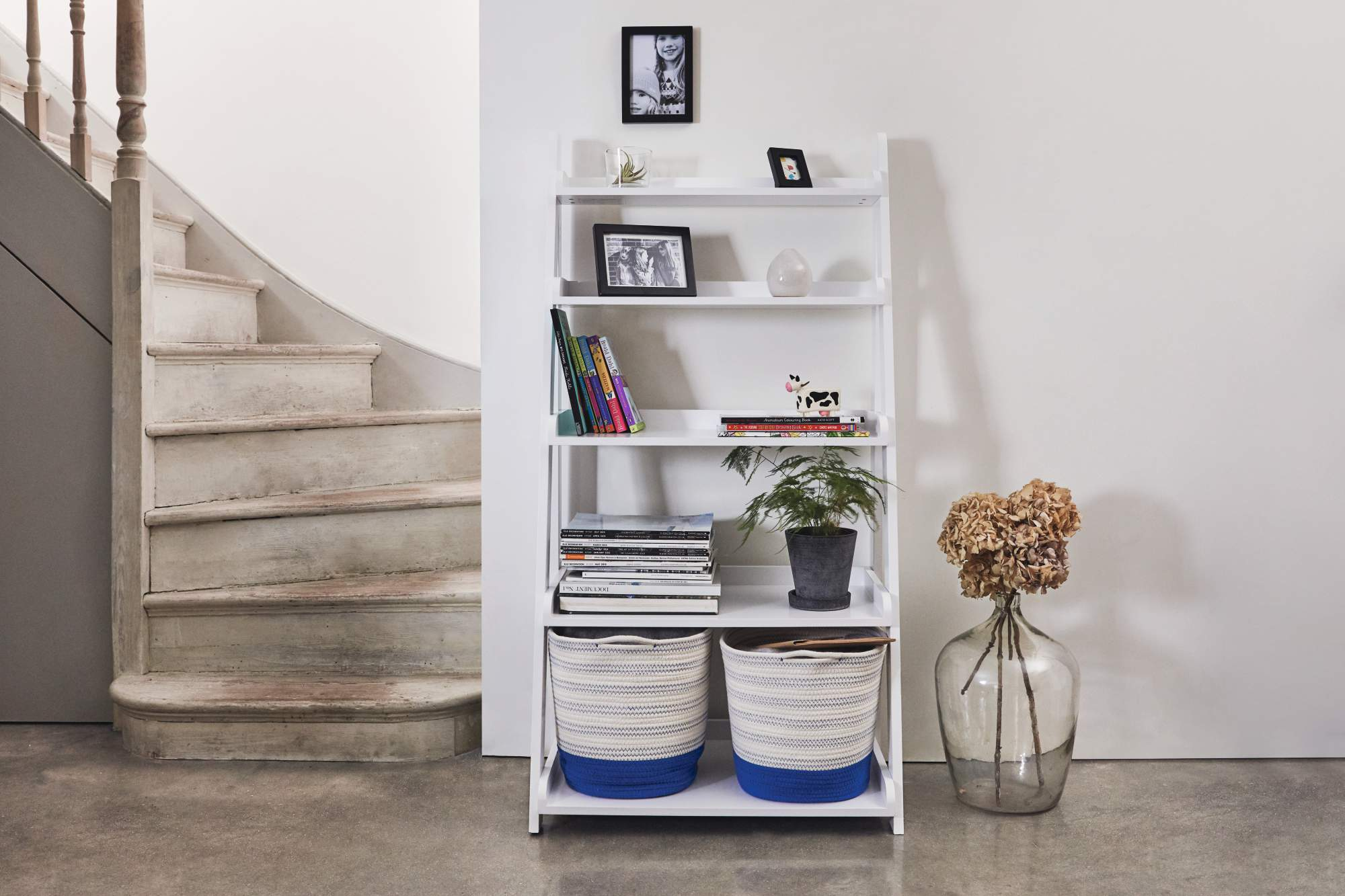 A spotlight on our clever Compass bookcase