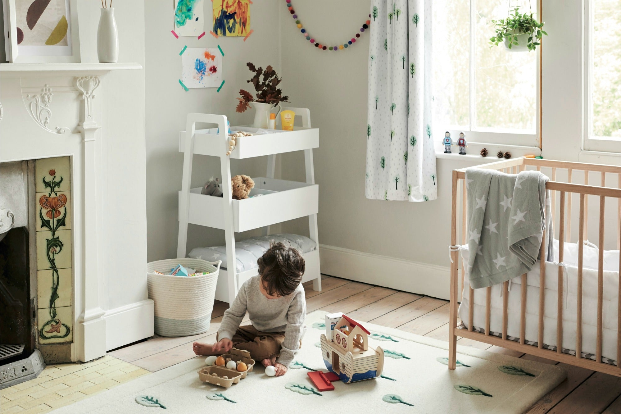 We talk interiors for children with Room To Bloom's Ursula Wesselingh