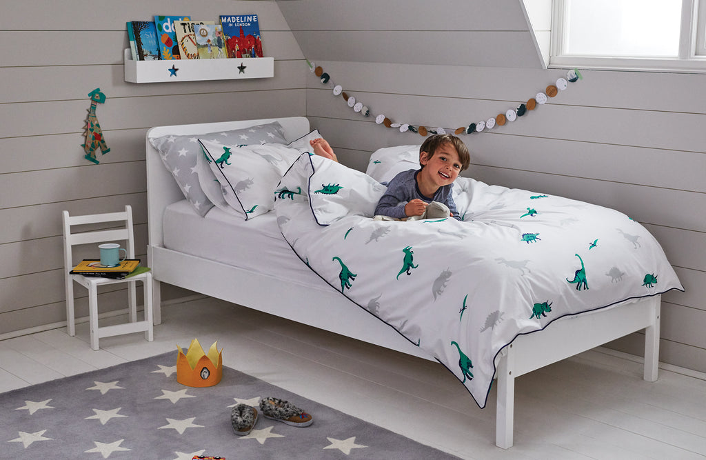 Dinosaur themed bedroom