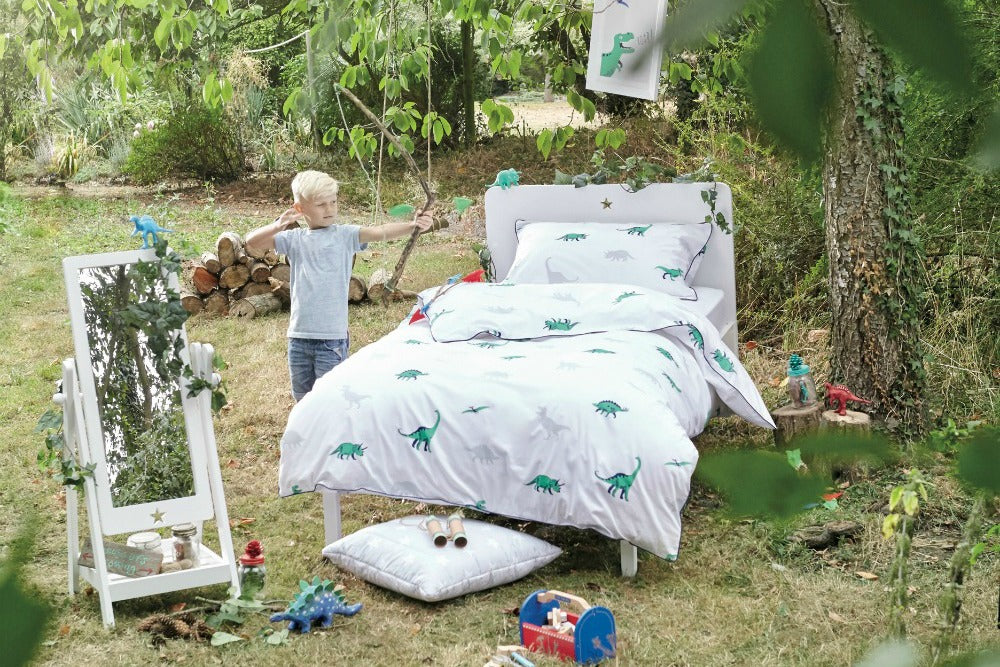 dinosaur themed children's rooms