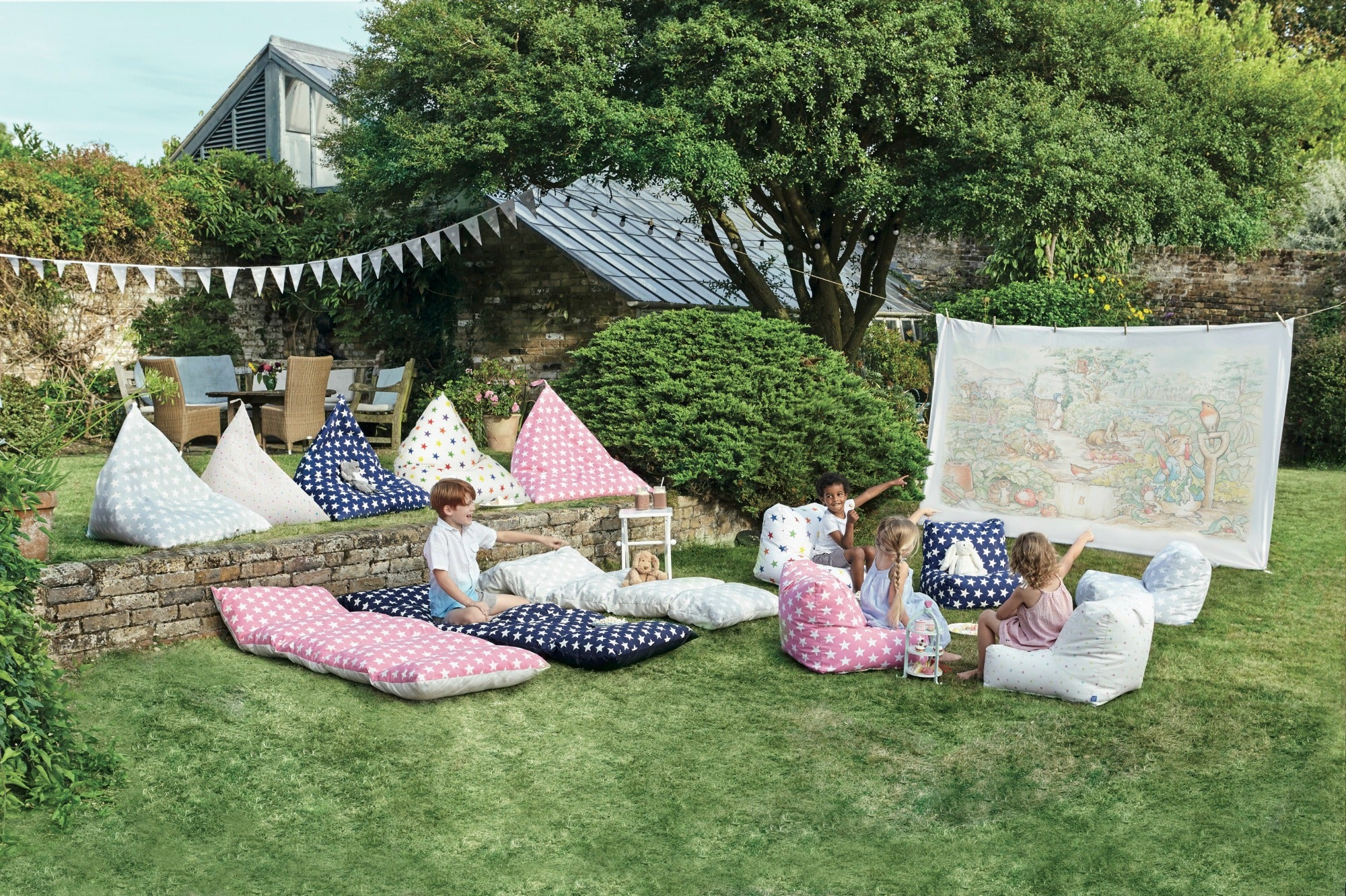 The Great Outdoors: Festival Fun At Home