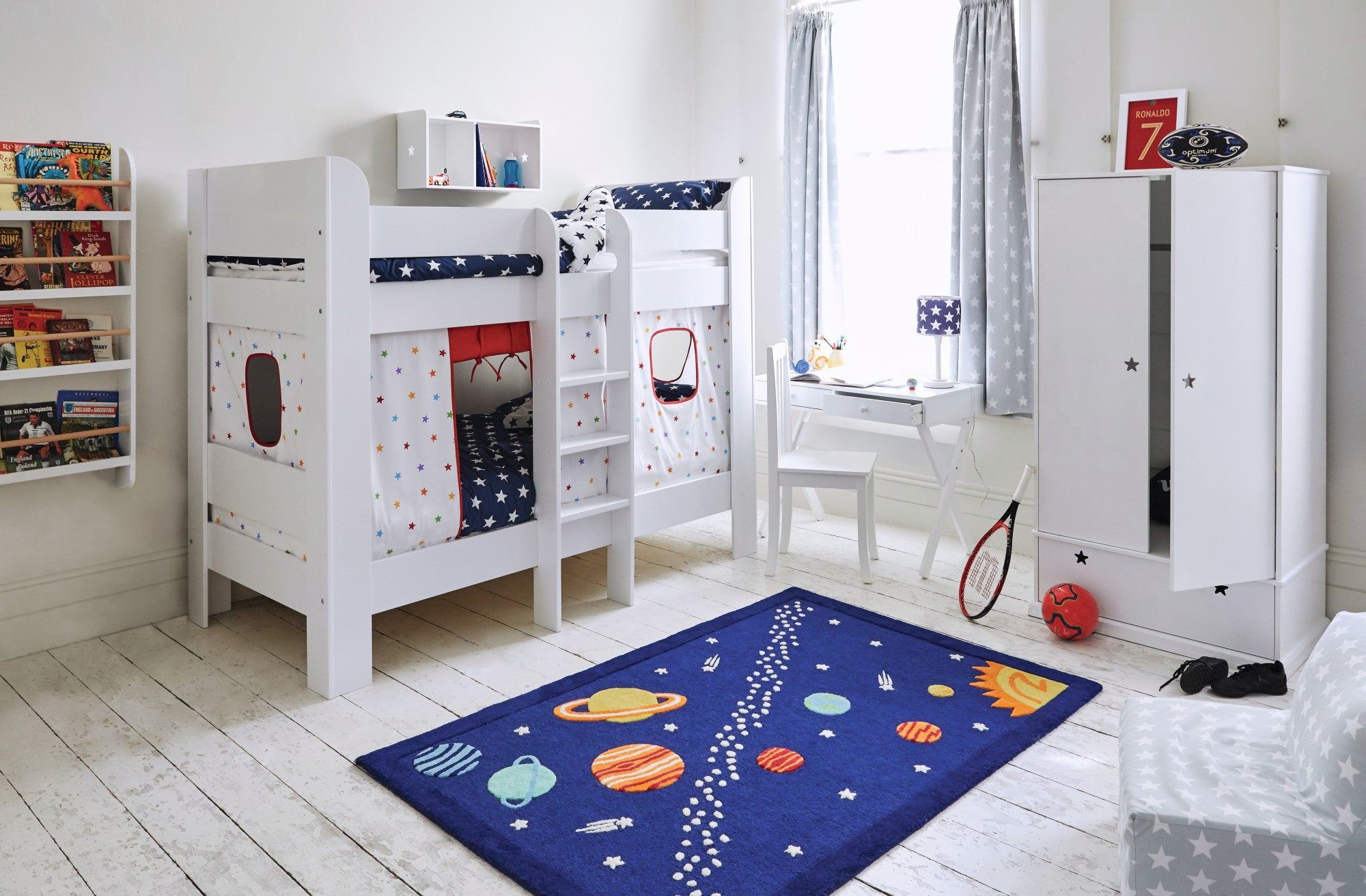 A guide to GLTC's children's beds range