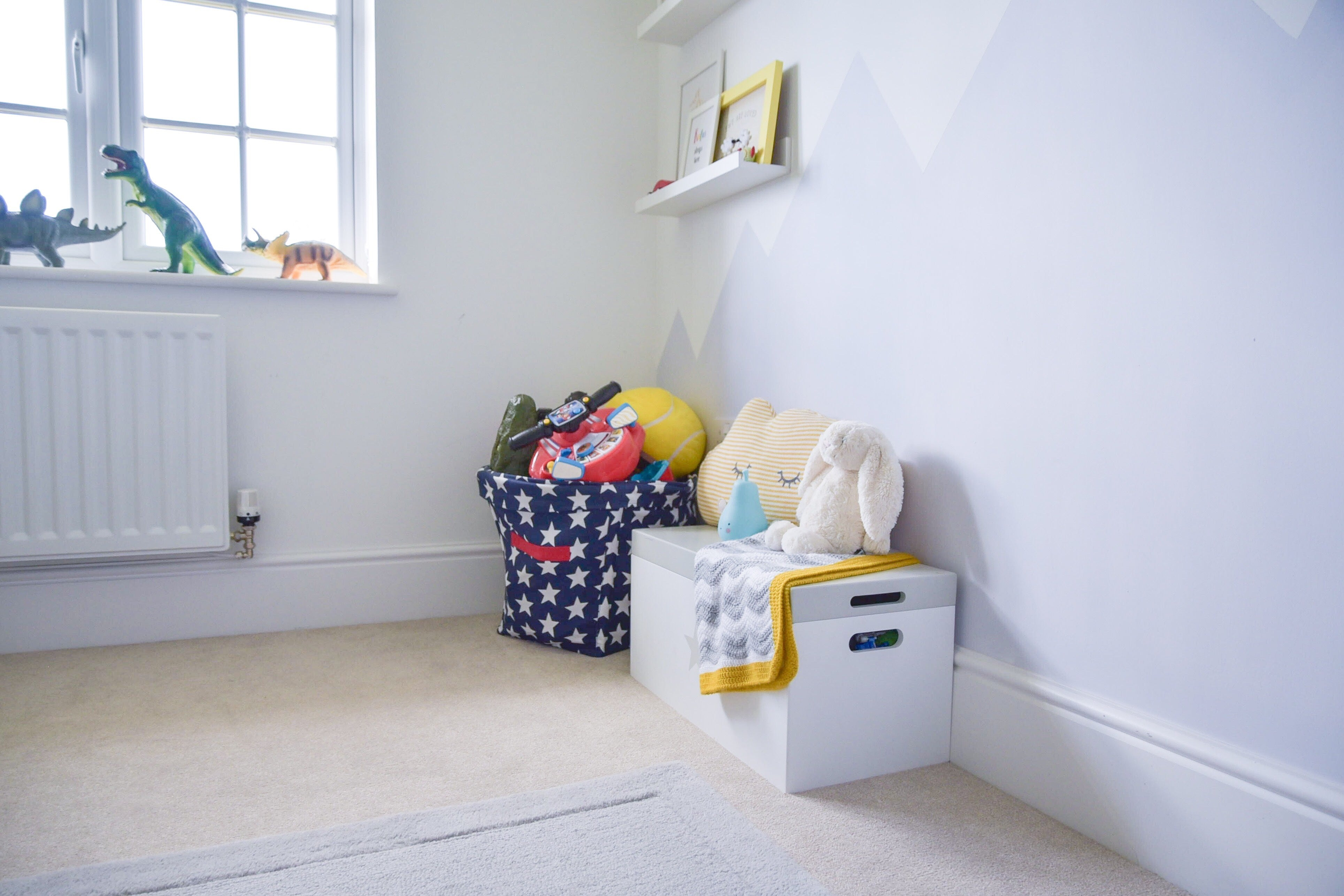 Real Rooms: A Shared Bedroom For Two Little Boys