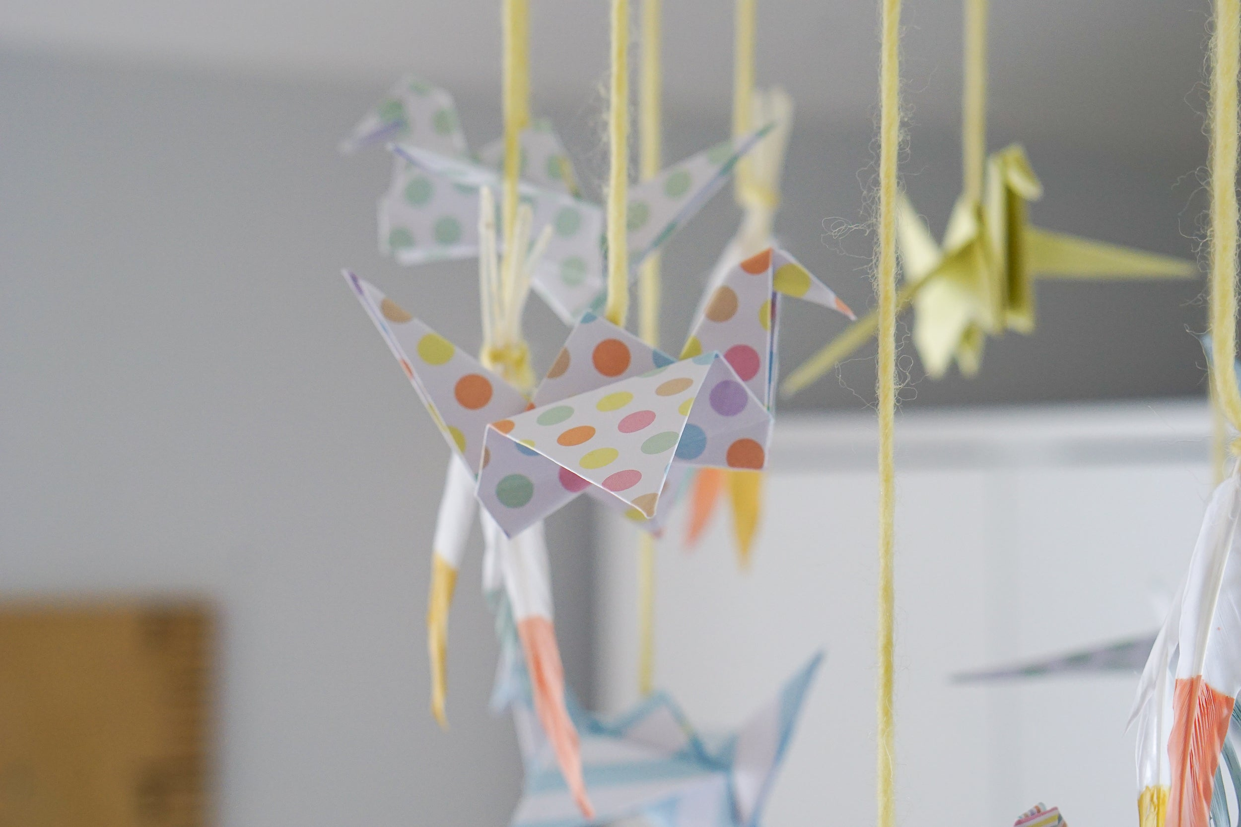 Get Crafty: A Lily Swan Dream Catcher Mobile