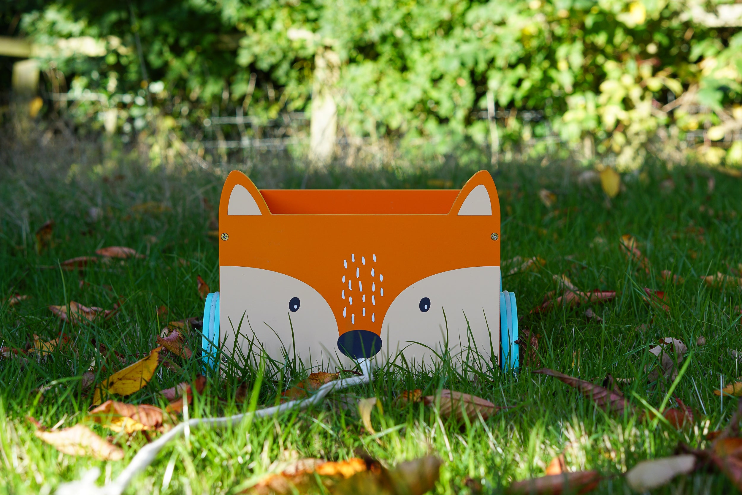 Get Crafty: Foraging With Mr Fox And Make A Magical Staff