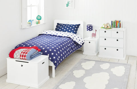 Navy Star Bedroom collection