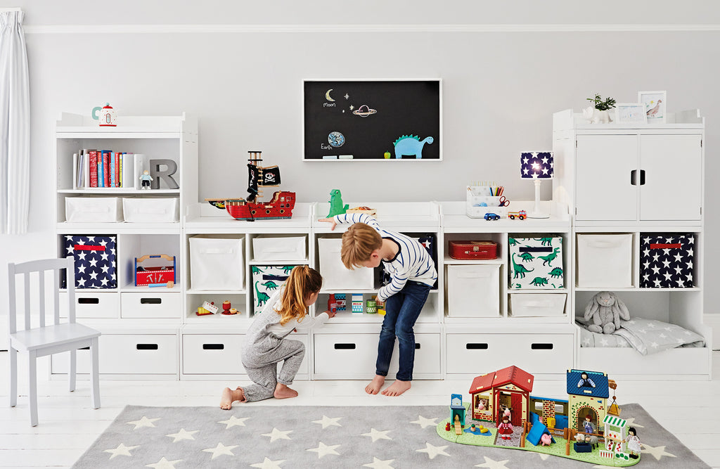 Northcote Modular Storage Playroom