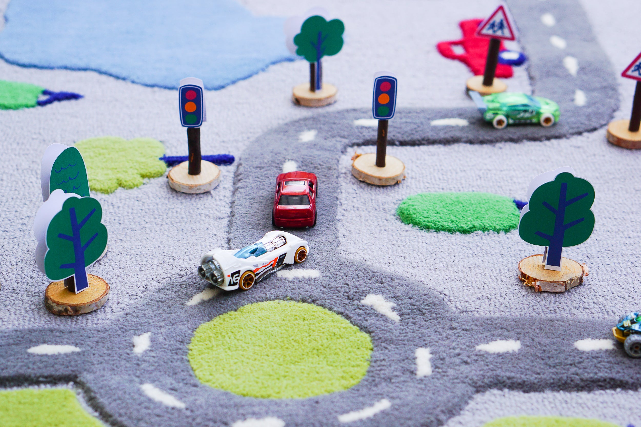 Get Crafty: Bringing The On The Road Rug To Life