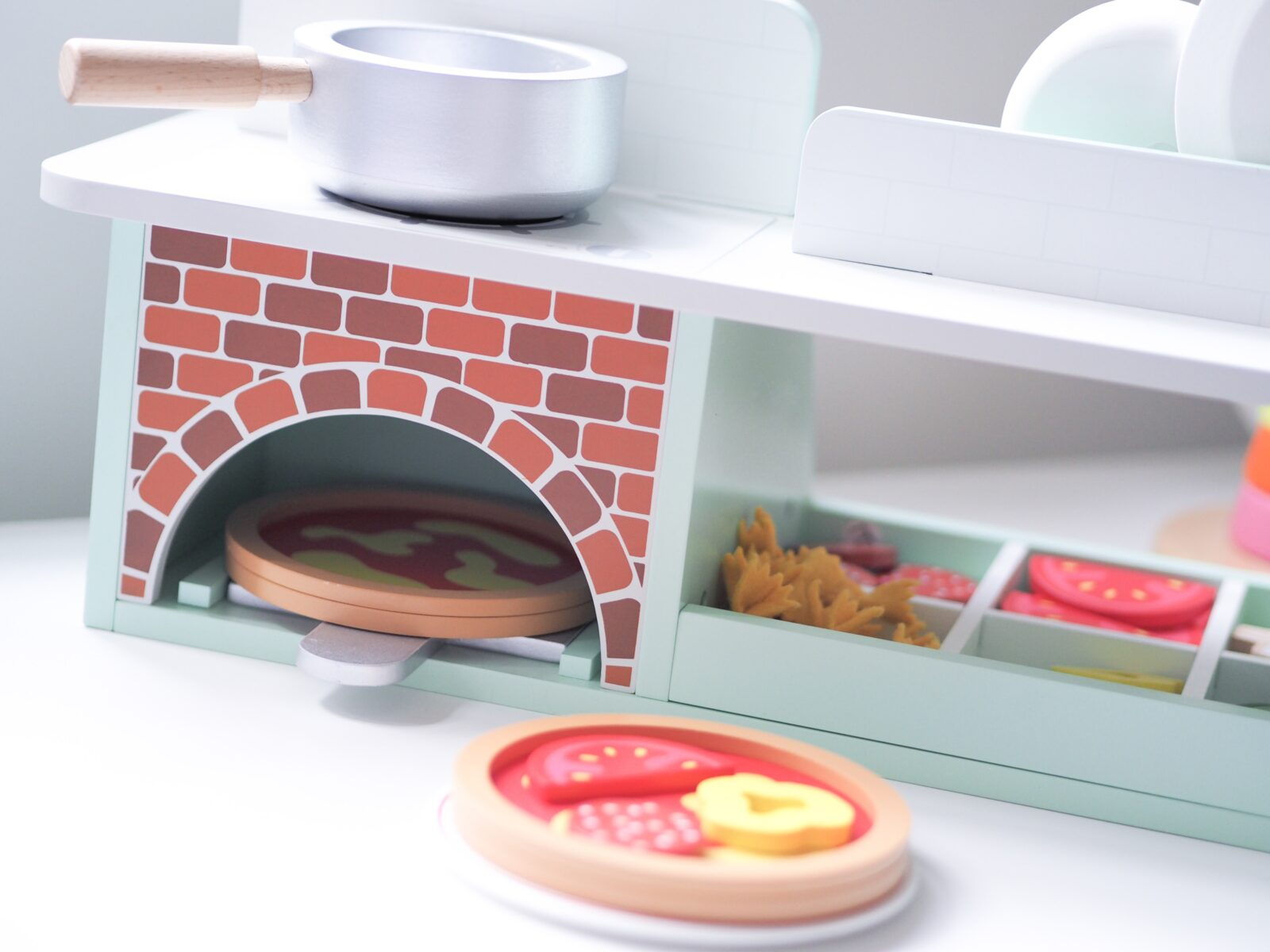 Role playing and pizza-making with the new Piccolo Play Café