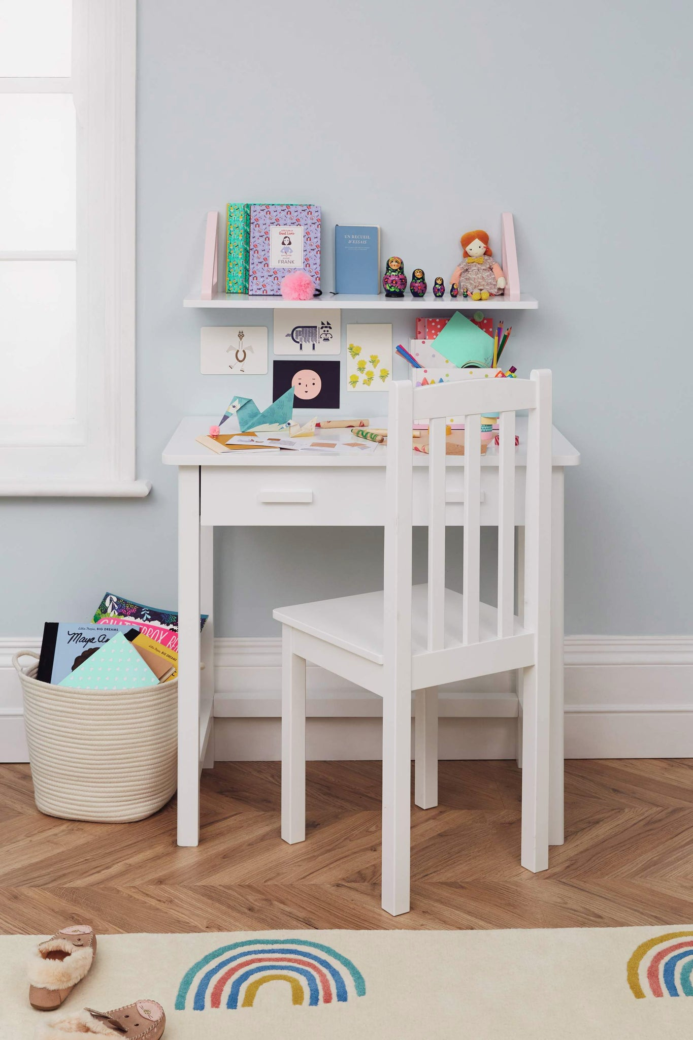 Tidy up toys and organise your home this spring