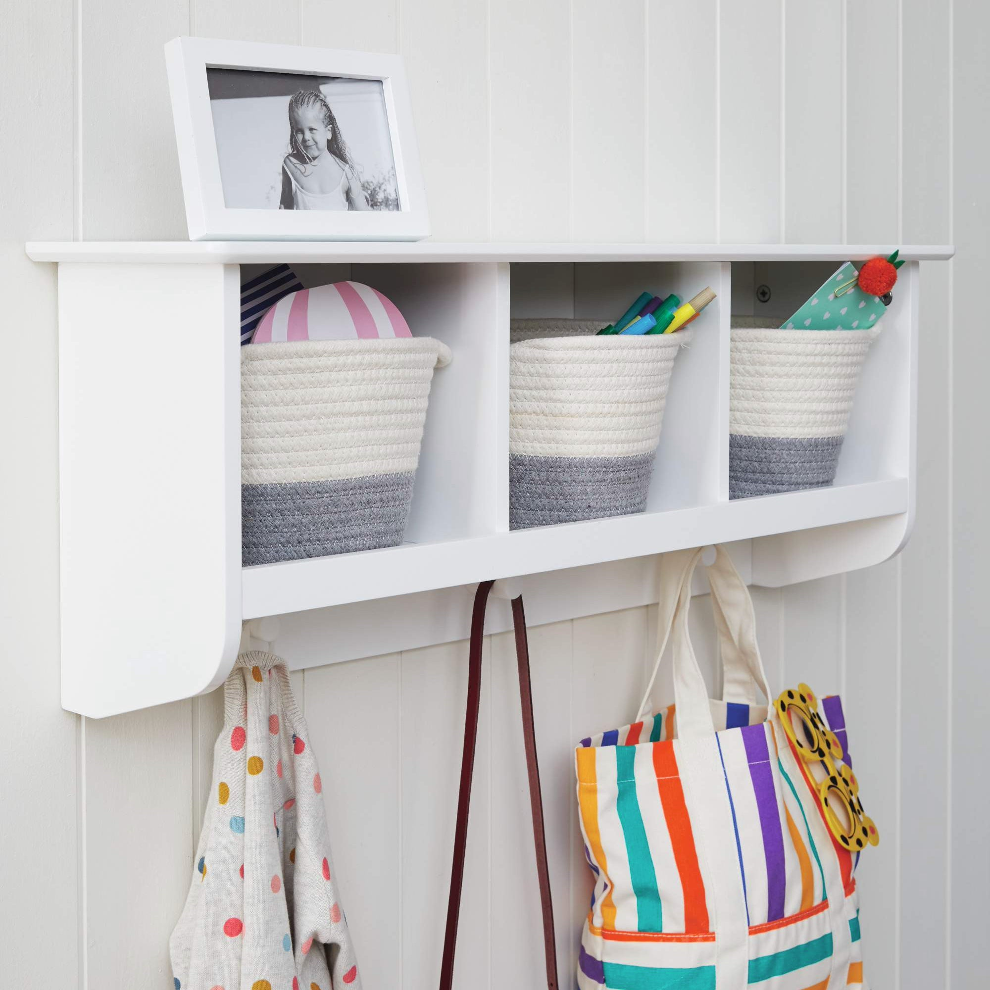 Stylish storage solutions for small spaces