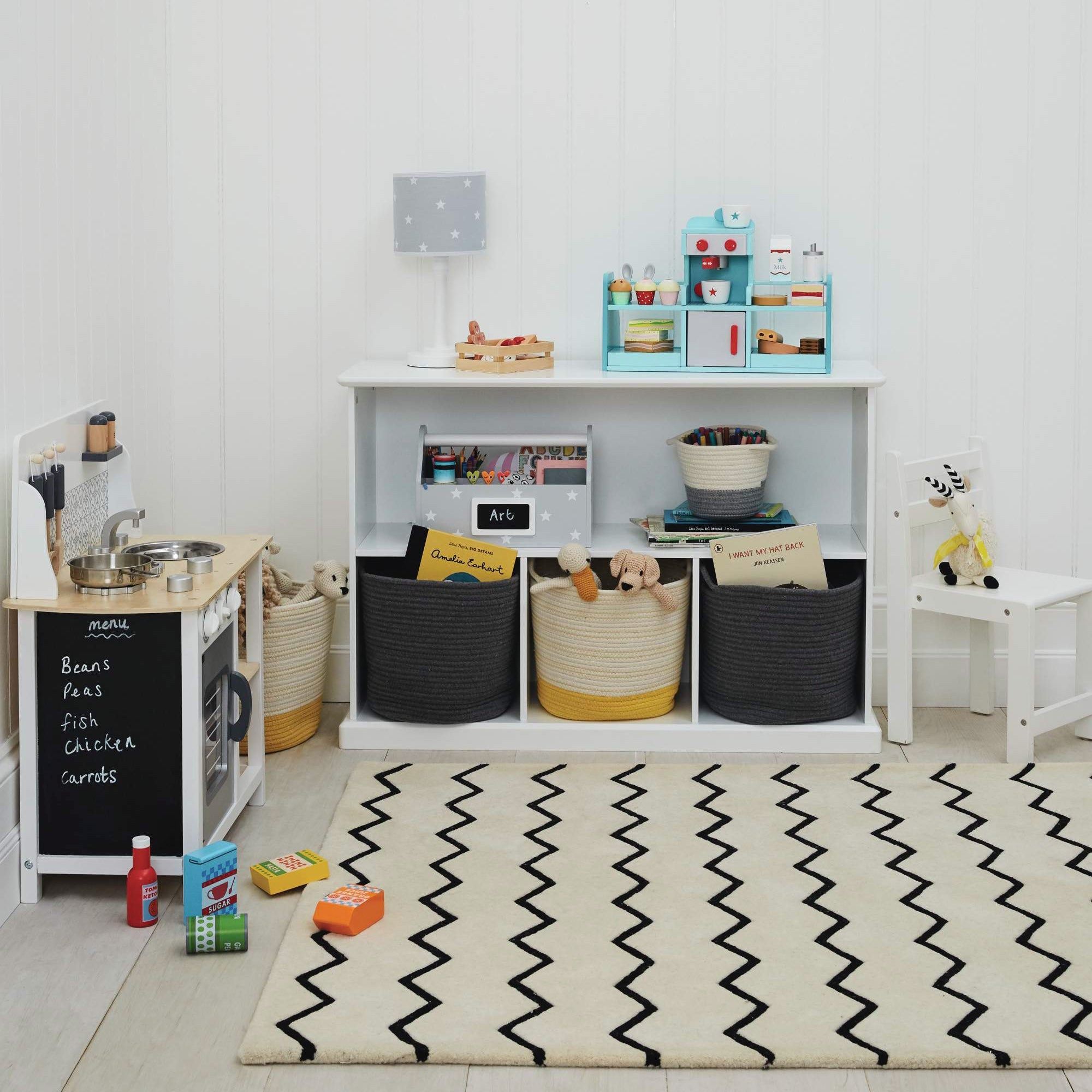 Six unisex playrooms to will last throughout childhood