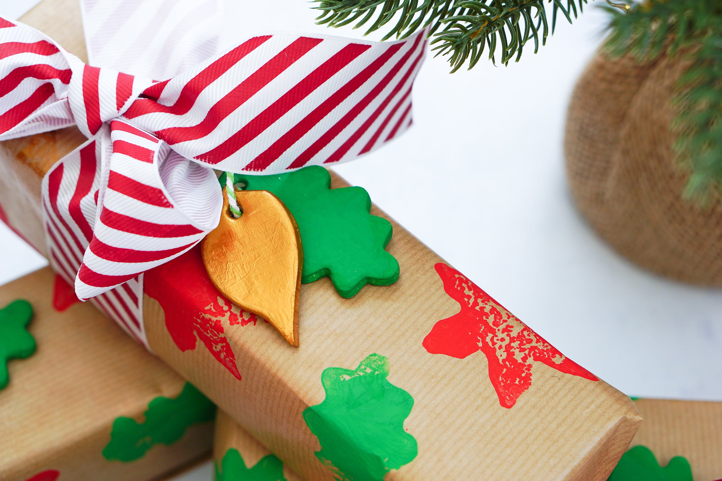 Get Crafty: Woodland-themed gift tags and wrapping paper