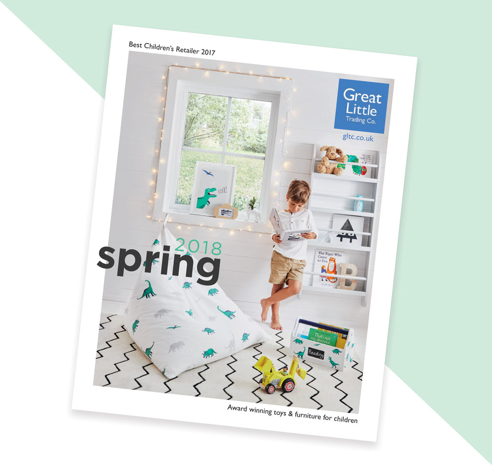 View our Spring catalogue