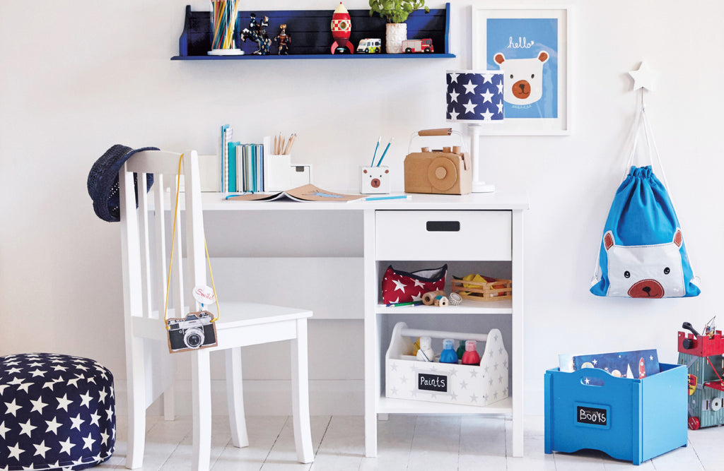 Oxford desk study space for kids