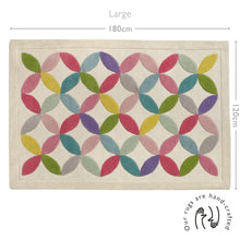 Kaleidoscope Rug, Large
