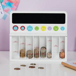Count the Pennies Money Box Home > Storage > Decorative Accessories Great Little Trading Co.