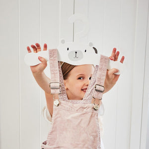 Animal Clothes Hangers (Set of 6)