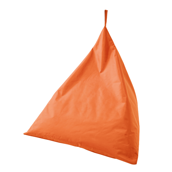 Outdoor Bean Bag, Burnt Orange