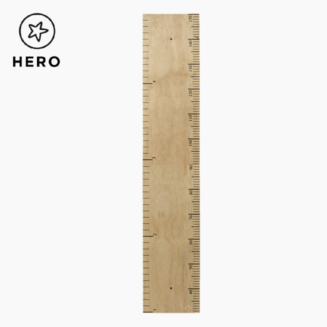 Height Chart - Ruler.