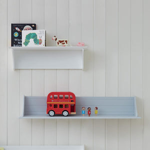 Any Which Way Book Shelf - Short, White