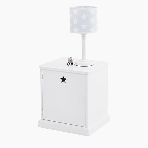 Star Bright Bedside Table.
