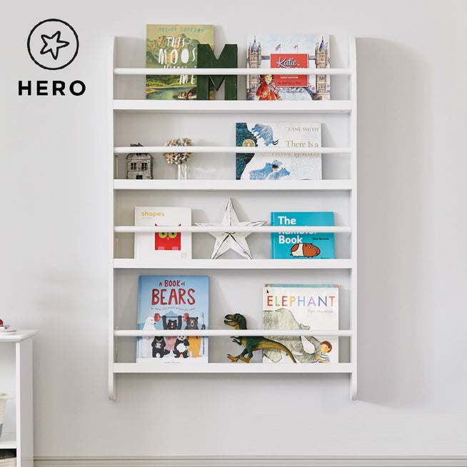 Greenaway Gallery Bookcase, White