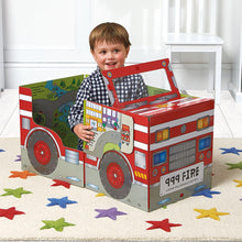 Convertible Book, Fire Engine