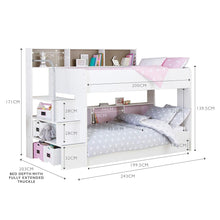 Harbour Storage Bunk Bed