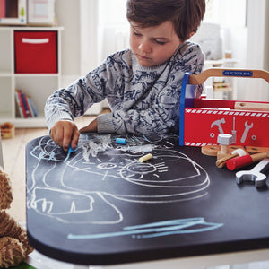 Baa Baa Chalkboard Toddler Table