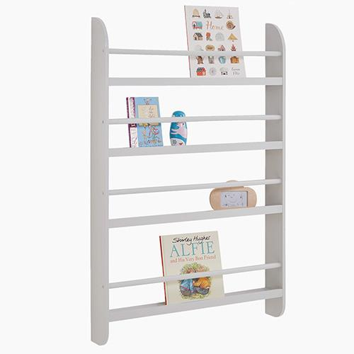 Greenaway Bookcase, Cloud Grey