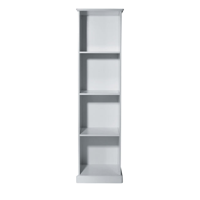 Abbeville Tall Four Cube Storage, Cloud Grey