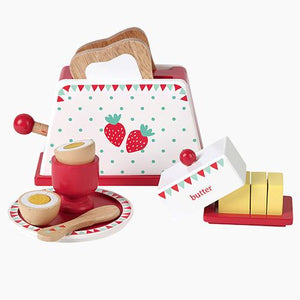 Berry Breakfast Set (wooden)