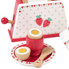 Berry Breakfast Set