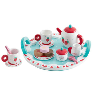 Berry Tea Set (wooden).