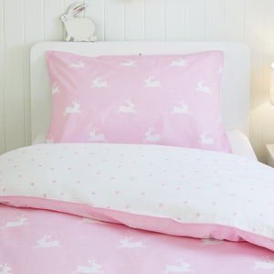 Bunny Hop Duvet Cover Set - Single