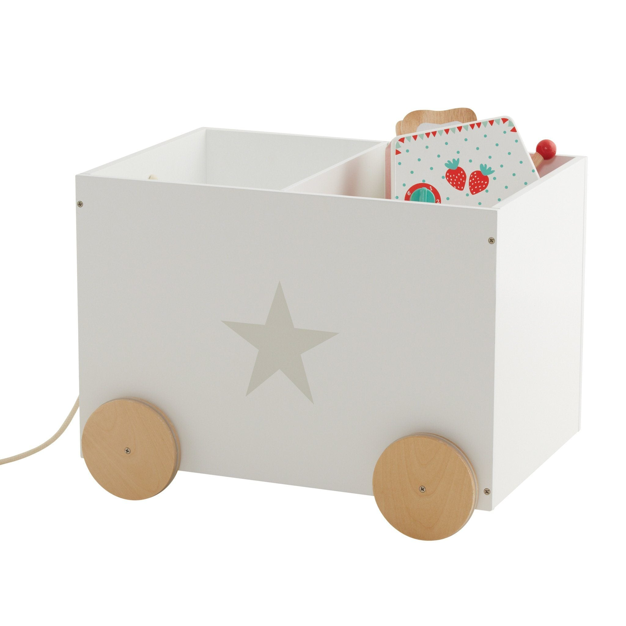 Little Star Toy Cart