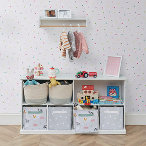 Children's Wallpaper, Confetti Spot